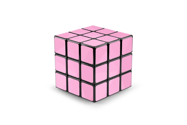 3D Rubiks Cube Mockup Template preview image