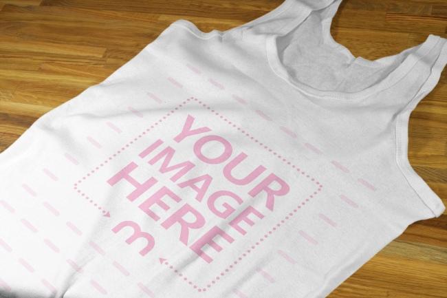 closeup shirt realistic free online logo on shirt template