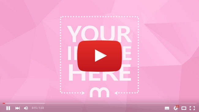 Image in Youtube Player Mockup Generator preview image