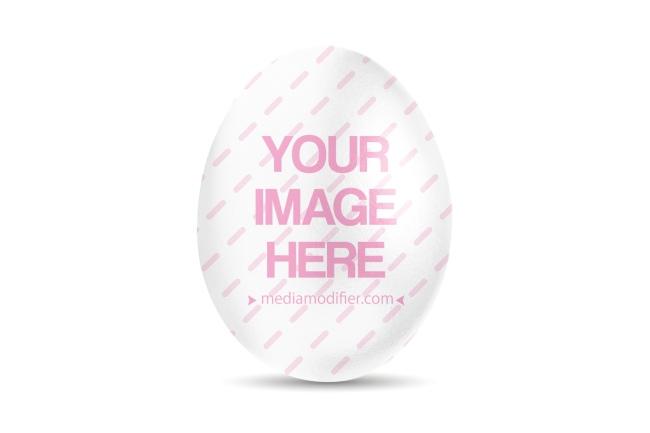 Easter Egg Online Mockup Generator