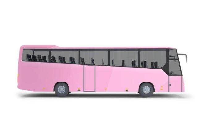 Bus Design Online Mockup Generator