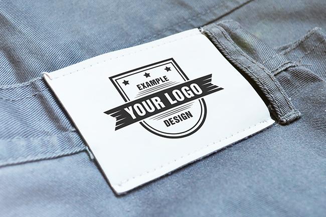 Clothing Label Mockup Generator