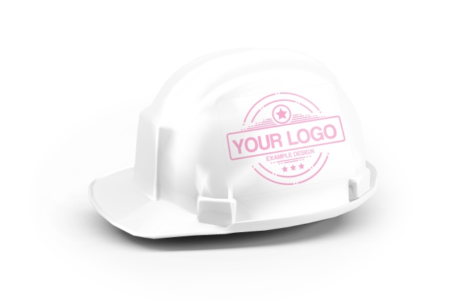 Safety Helmet Mockup Generator
