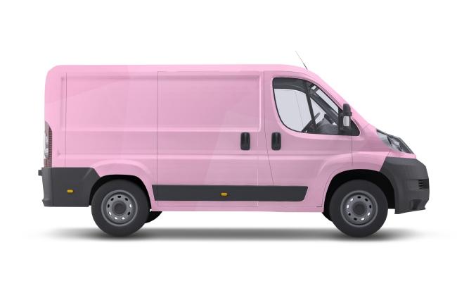 Transport Car/Van Online Mockup Generator preview image