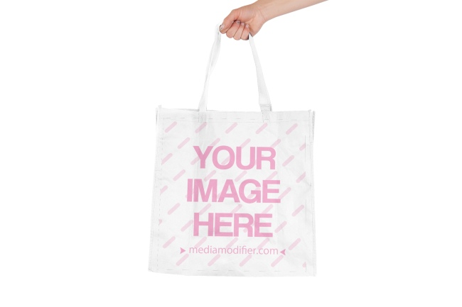 Cloth Shopping Bag Online Mockup Generator