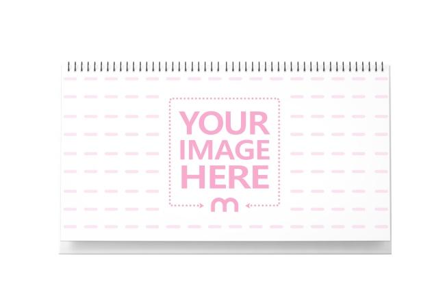 Desk Calendar Mockup Generator  preview image