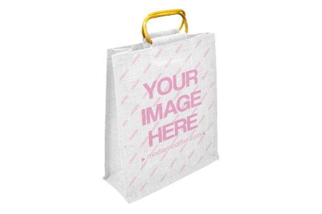 Cloth Shopping Bag Mockup Generator