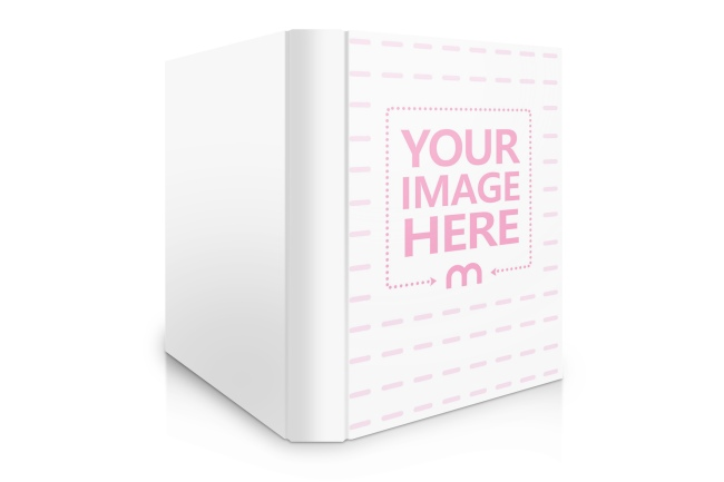 front and back book cover free online mockup