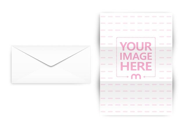 Letter and Envelope Mockup Generator
