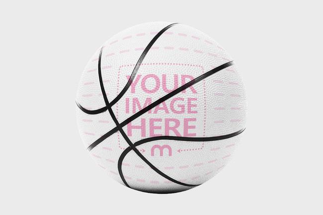 Online Basketball Mockup Generator