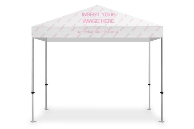 Pop Up Promo Tent Mockup Generator