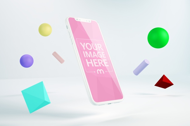 3D iPhone App - Facebook 3D Photo Template preview image