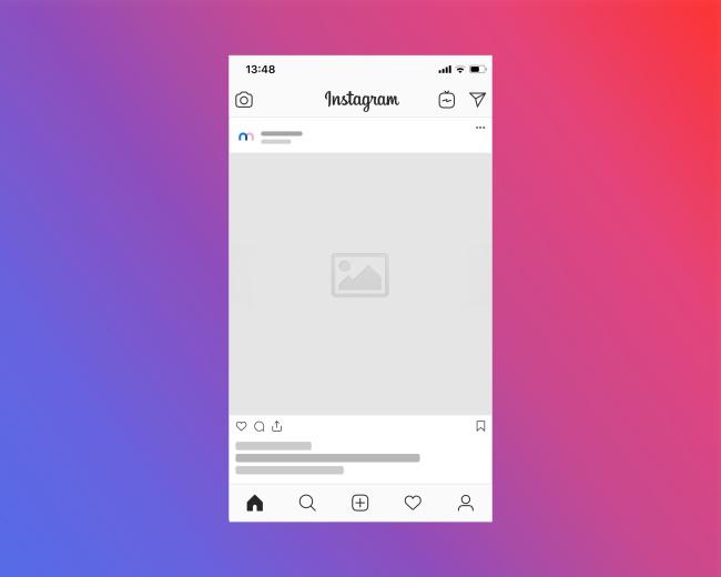 Instagram Post Mockup Generator preview image