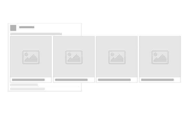 LinkedIn Carousel Ad Mockup Generator No Text Version