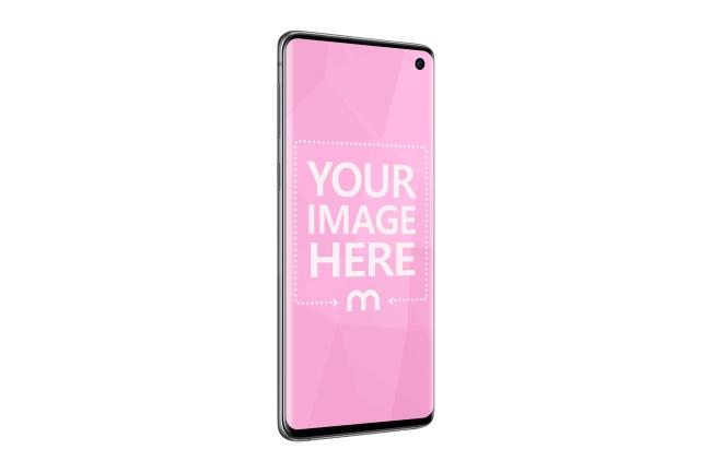 Samsung Galaxy S10 Online Mockup Generator