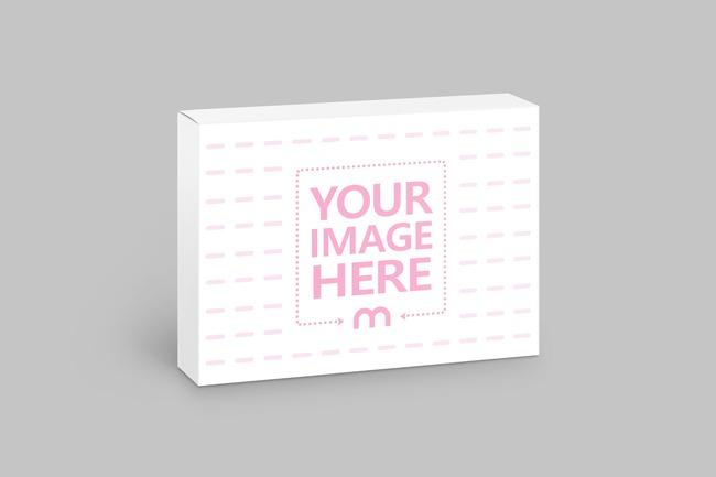 5x7 Box Mockup Generator preview image