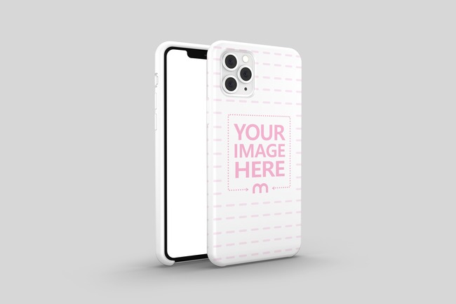 iPhone 11 Pro Cover Mockup preview image