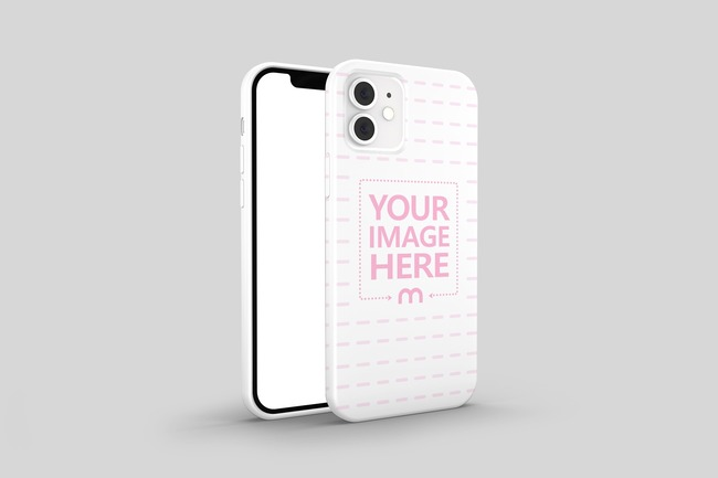iPhone 12 Cover Mockup preview image
