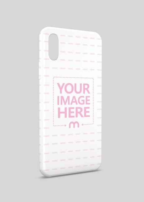 iPhone XS Case Mockup