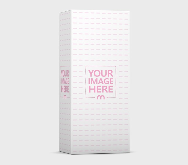 Product Box 50x115x35 Mockup preview image