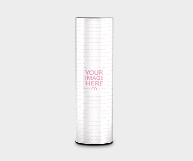 Cylinder Container Mockup (3x10) preview image