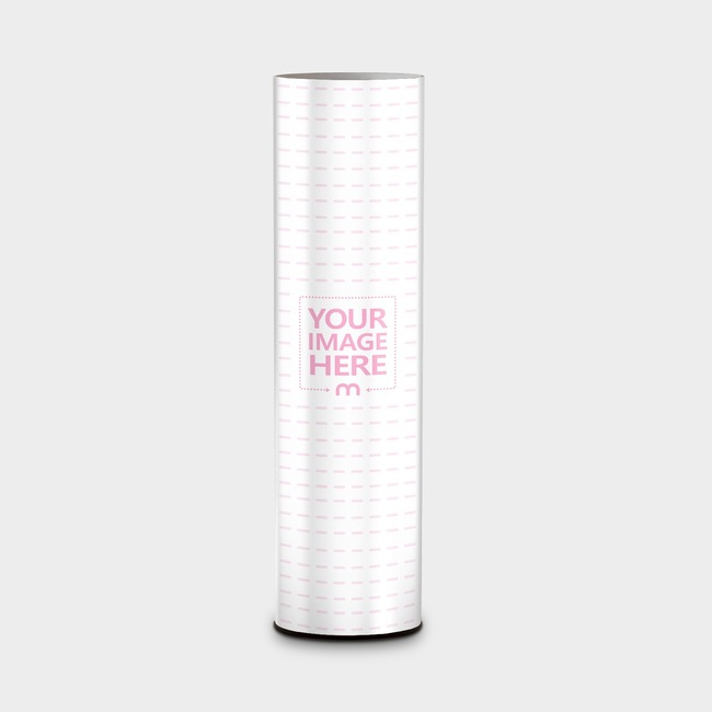 Cylinder Container Mockup (4x15) preview image