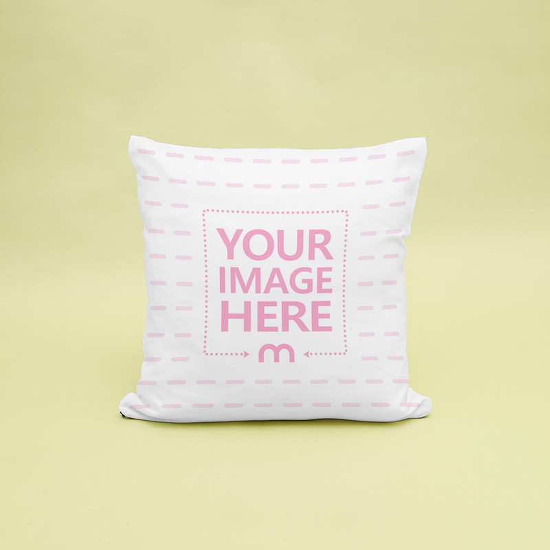 Pillow Showcase Mockup Generator