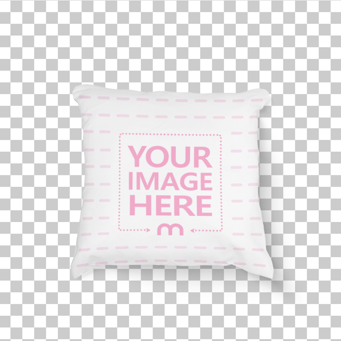 Isolated Pillow Case Mockup Generator preview image